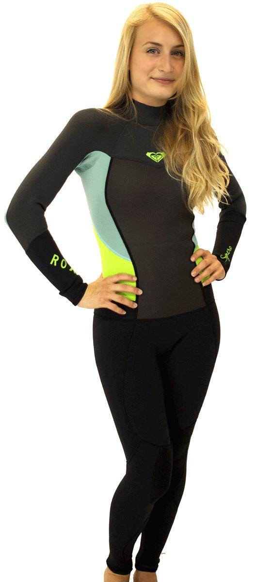 827f32e864 3 2mm Women s Roxy SYNCRO Full Wetsuit