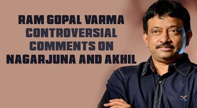 OMG! RGV Used 'Fuck' For Akhil Akkineni. Ram Gopal Varma tweeted a controversial statement on Akhil and his upcoming marraige in 2017