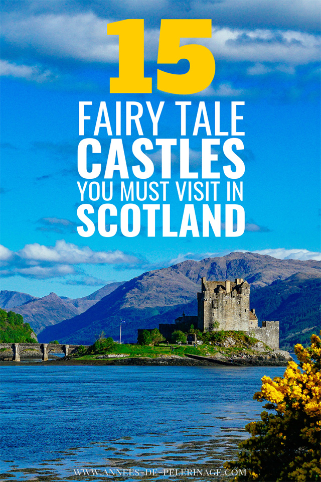 The 14 most amazing castles in Scotland #travelscotland