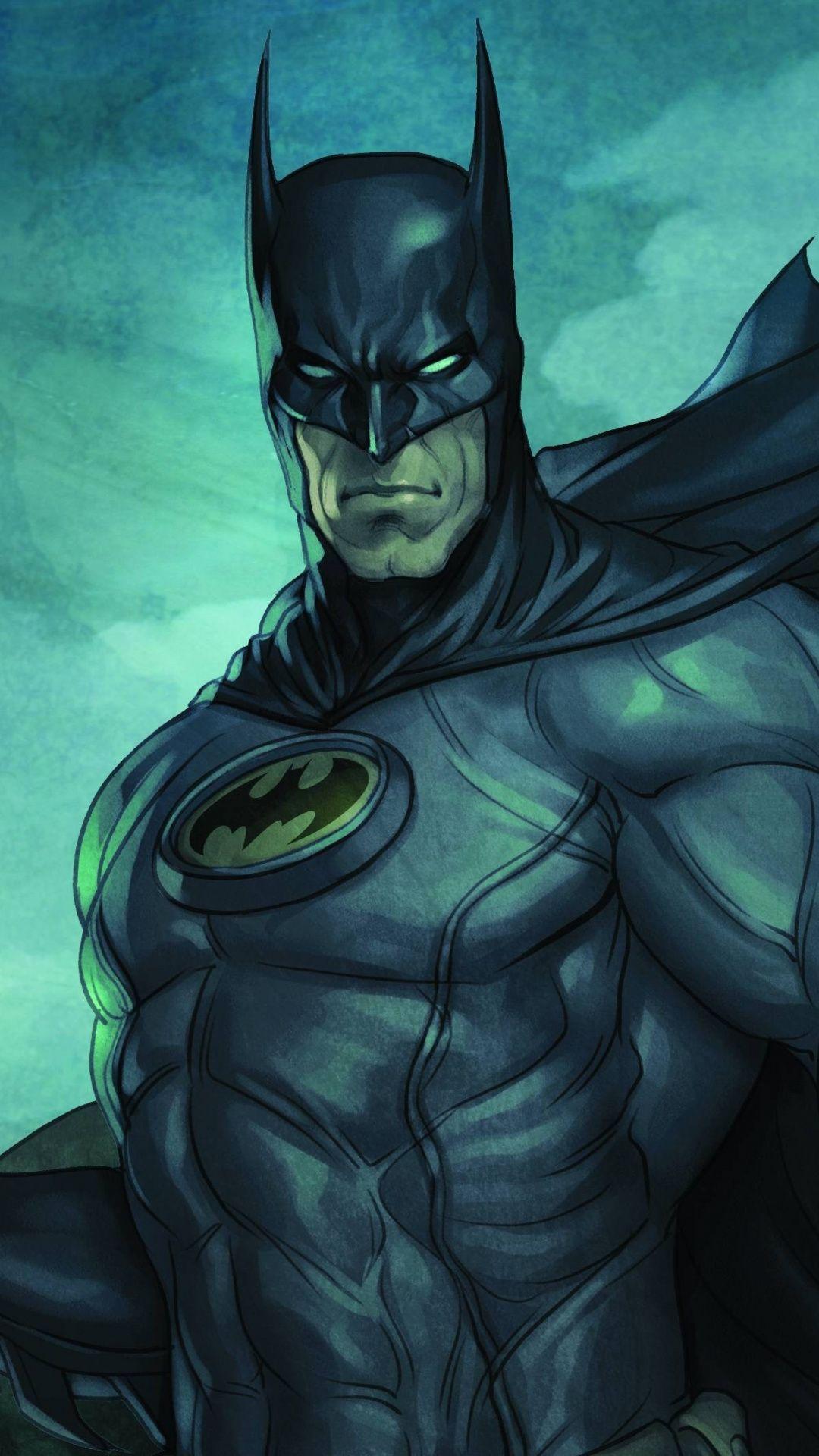 Batman, comics, dark, art, 1080x1920 wallpaper Batman