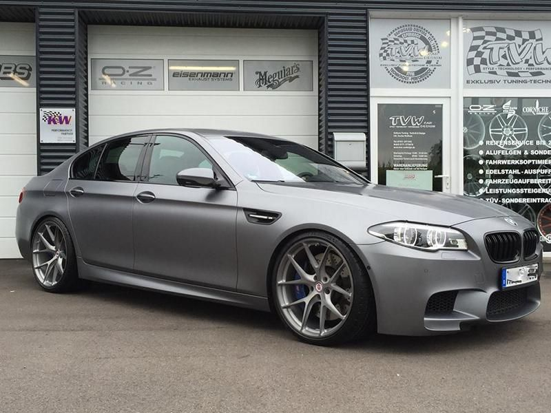 Bmw M5 F10 Competition Edition By Tvw Car Design Bmw Design Bmw