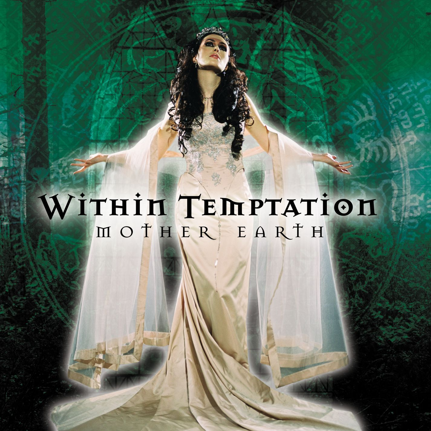 within temptation mother earth 2000 2004 withintemptation gothicmetal gothic bands i. Black Bedroom Furniture Sets. Home Design Ideas