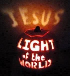 The Light Of Christ, Pumpkins And Plenty Of Sugar. Cute Pumpkin CarvingCreative  Pumpkin Carving IdeasCarving ... Part 77
