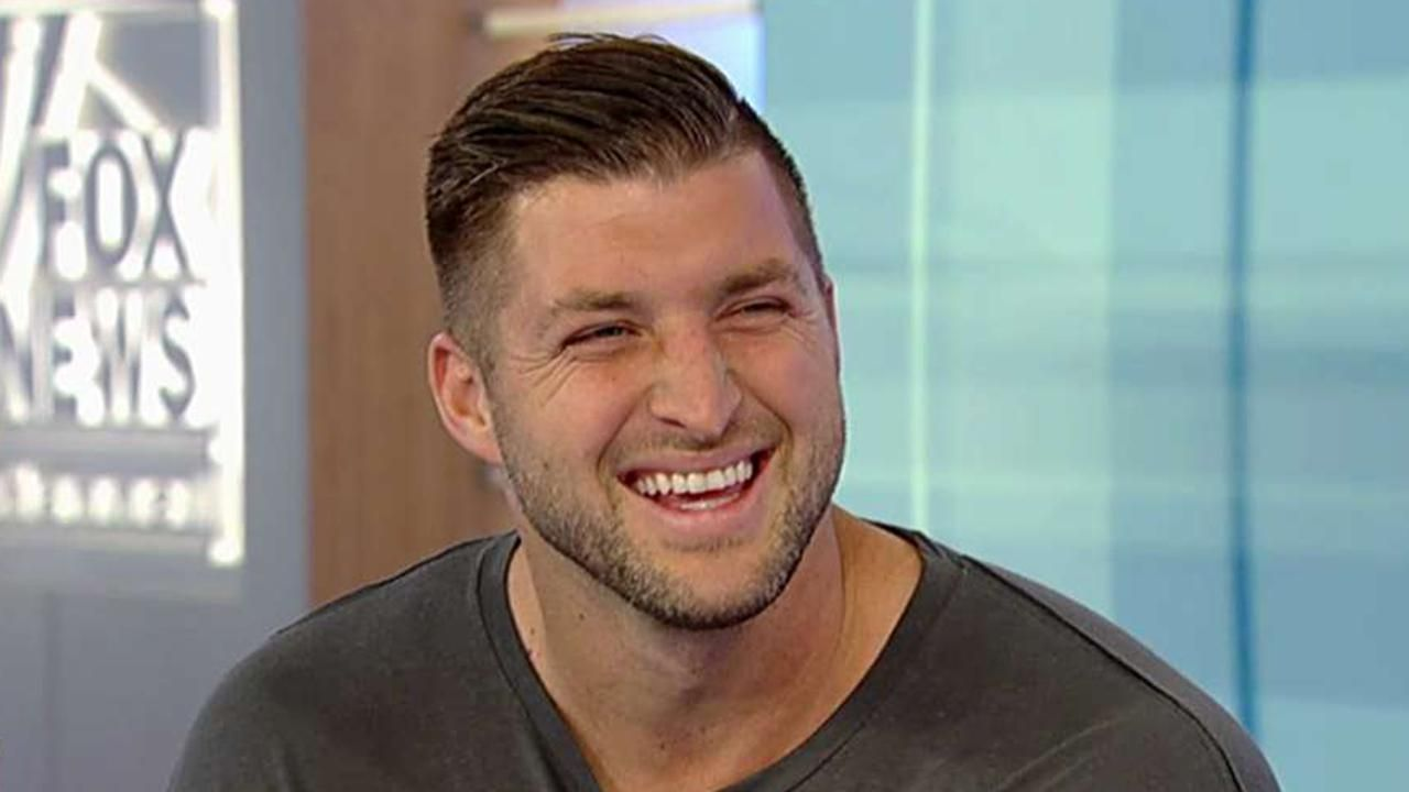 Tim Tebow talks his journey from football to baseball to