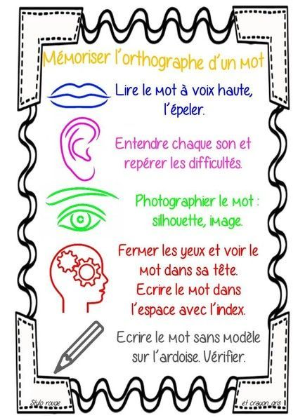 extra scolaire orthographe
