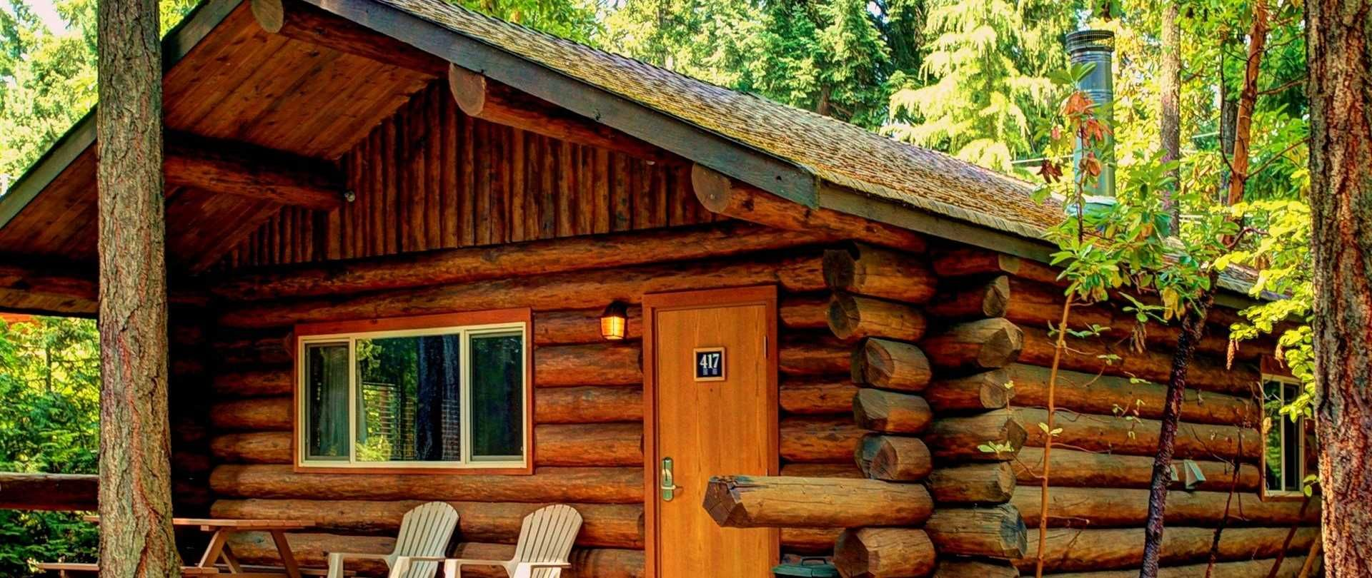 Cheap Cabins On Vancouver Island