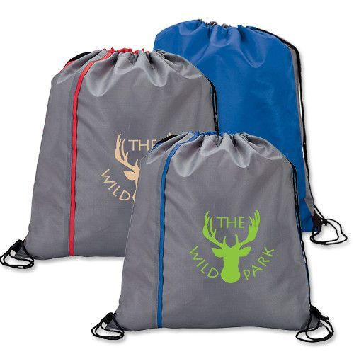 Imprinted 210D Poly Sport Bag (Q724311)