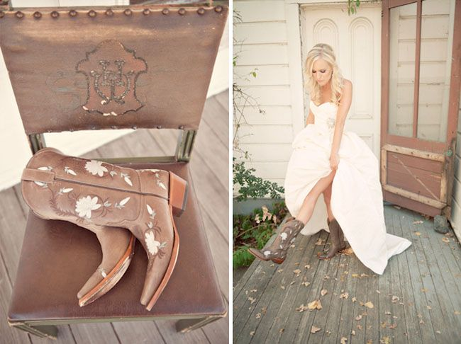 Country Western Wedding: Jamie + Scott | Westerns, Wedding and Weddings
