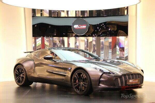 Aston Martin One-77~