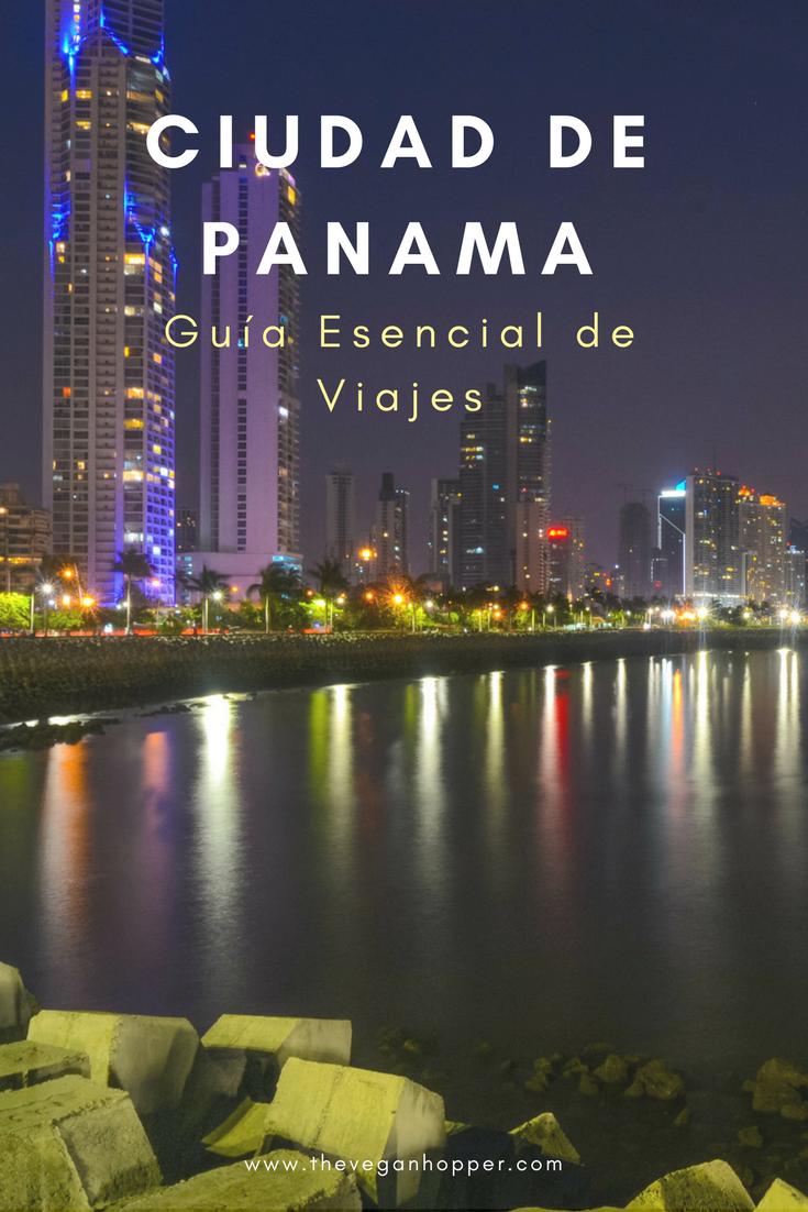 Viajar Vegano En Panamá Qué Ver Hacer Y Comer The Vegan Hopper Guia De Viaje Viajar A Panamá Esenciales De Viaje