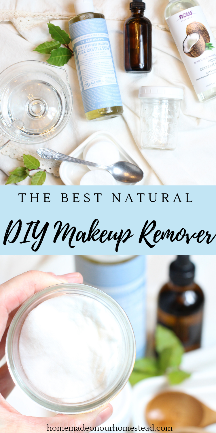 The Best Natural Diy Makeup Remover The Best Natural DIY Makeup Remover Diy Makeup diy makeup remover