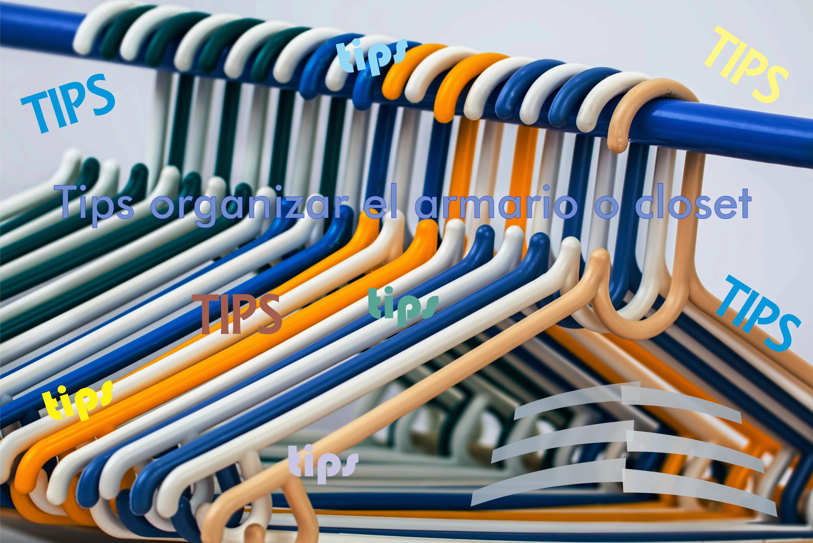 Tips Organizar El Armario O Closet   Dobla En Los Cajones Las Camisetas De  Forma Que
