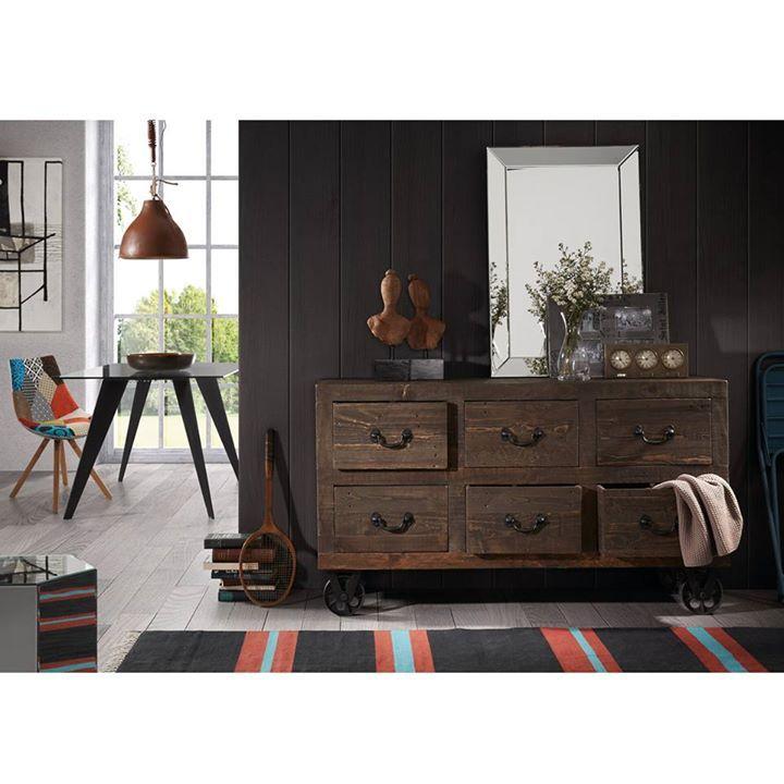#Aparadores | Desde minimalista hasta vintage. En MUEBLES LA FACTORÍA tenemos muebles para tu hogar sea cual sea tu estilo.