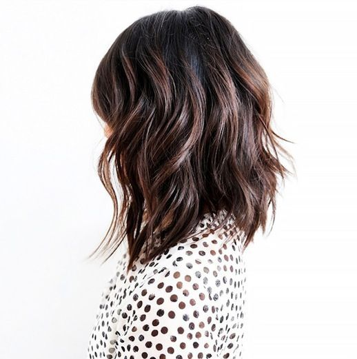 25 Inspiring Long Bob Hairstyles (Le Fashion) #lefashion