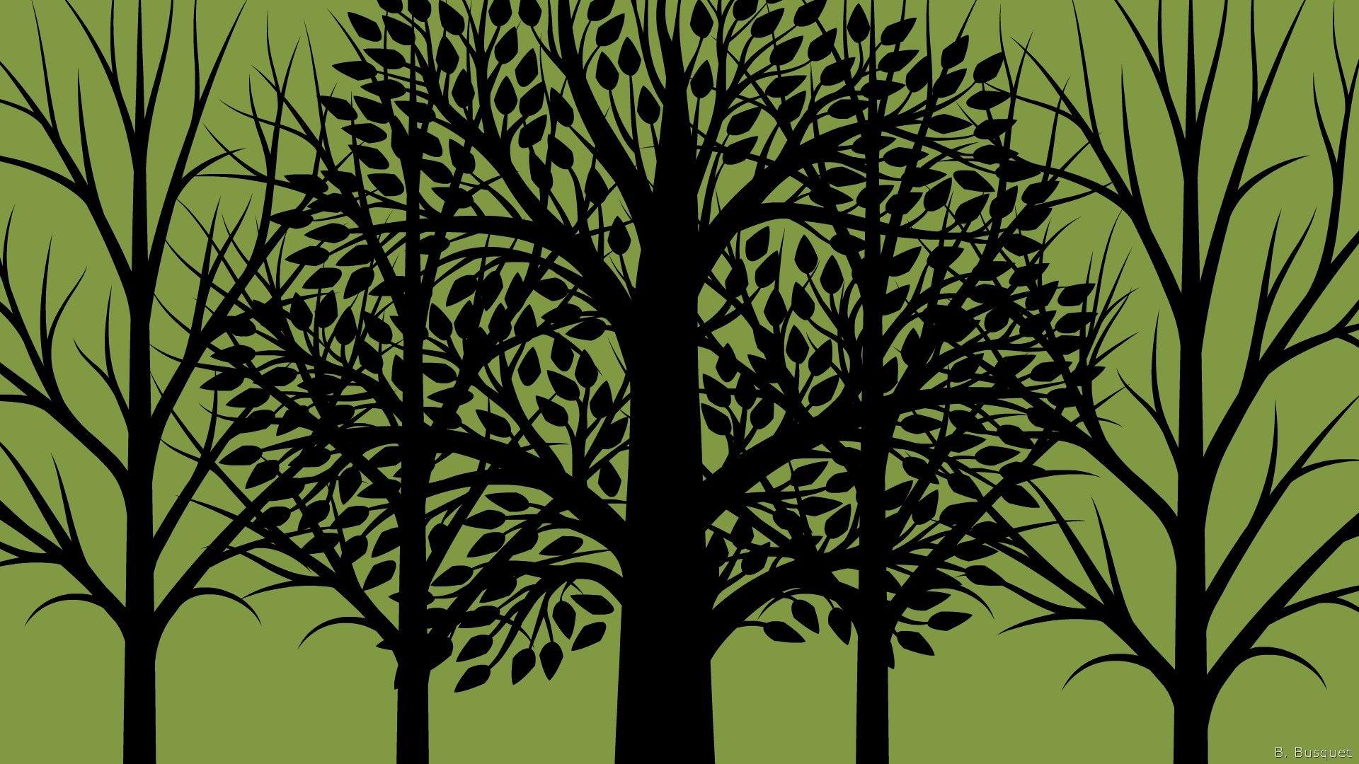 Olive Green Desktop Wallpaper