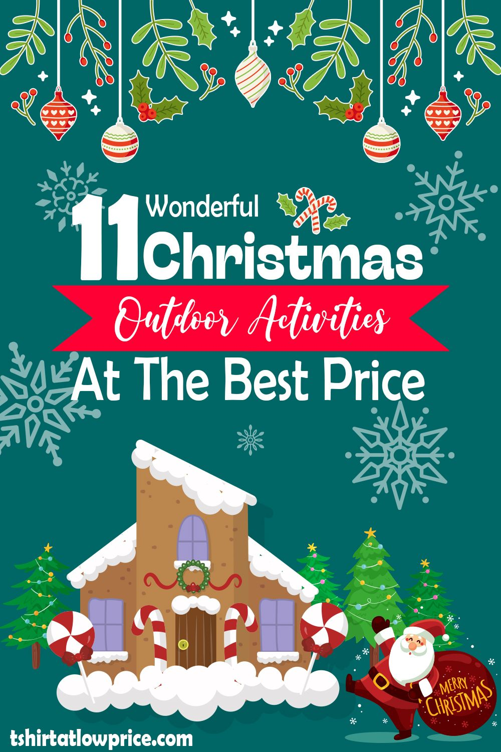 11 Ideas On Christmas Outdoor Activities Saving Money In 2020 Christmas Fun Facts Outdoor Christmas Christmas Gift Guide