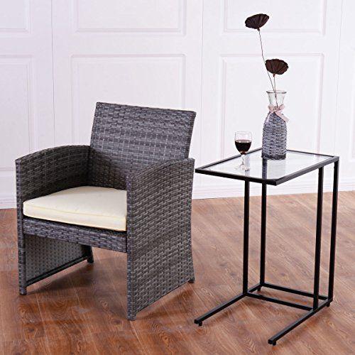 Elegant Glass Coffee Table Tray