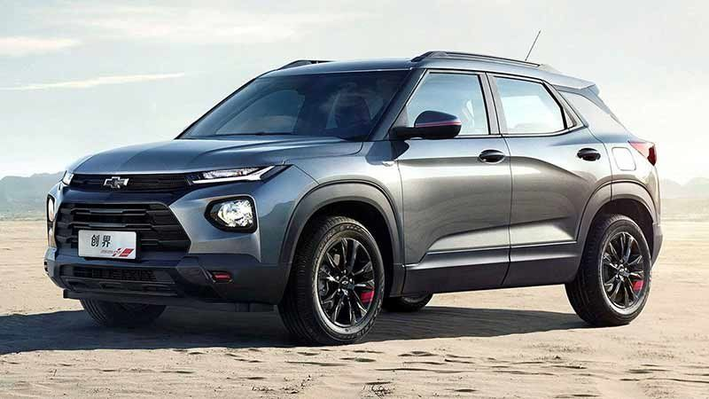 Chevy Trailblazer Seems Headed Back To The U S As A 2020 Model