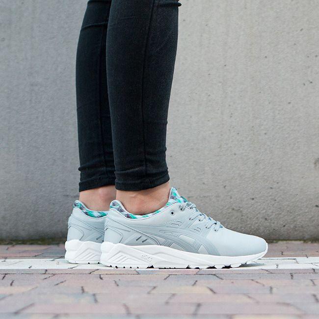 asics gel-kayano trainer evo sneakers