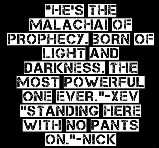 Sherrilyn Kenyon Invision Xev And Nick Quote Chronicles Of Nick