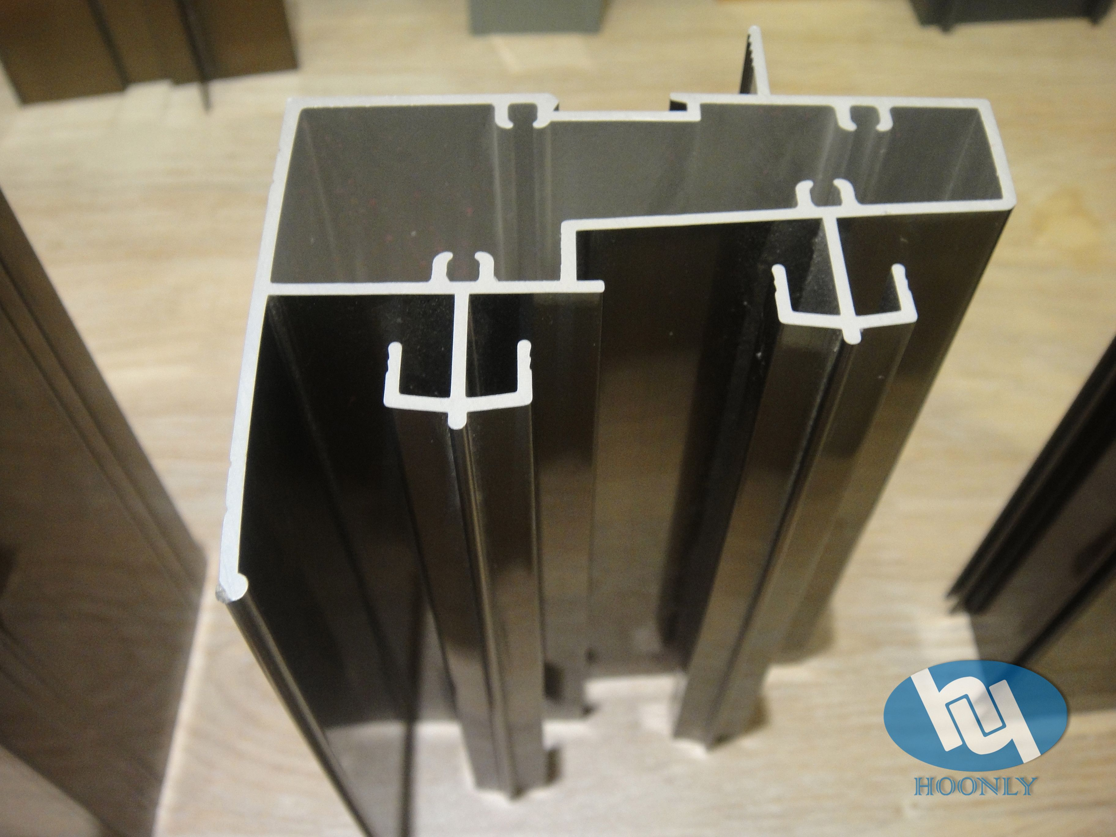 Hoonly China Aluminium Extrusion Profile Supplier Aluminium