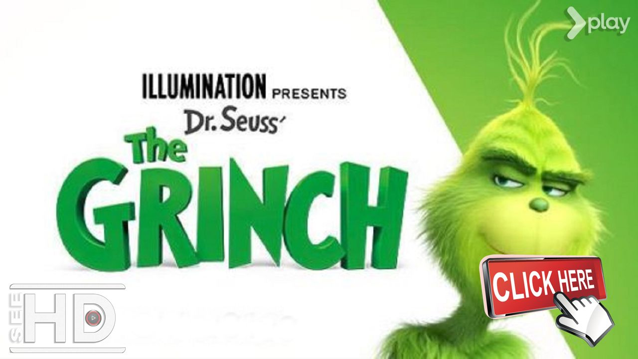 The Grinch (2018) \'Full\'Movie\'Online\'Free | ENGLISH HD 720p-1080p ...