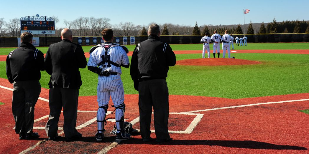 Bill Beck Field Home Of Rhode Island Baseball College Baseball Baseball Field Baseball