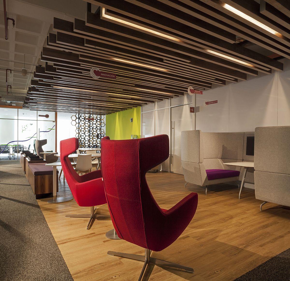 Inside Astrazeneca S Modern Mexico City Office Workspaces City