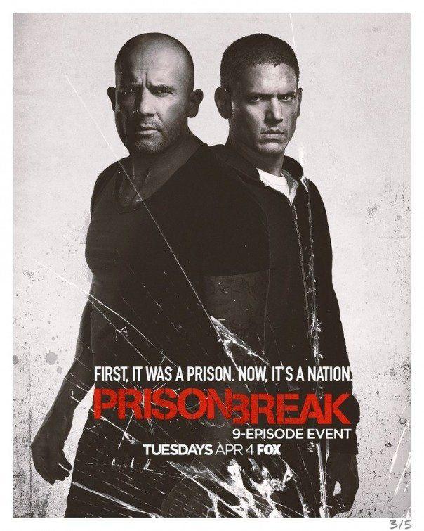Nonton Prison Break Season 5 : nonton, prison, break, season, Movielake, Prison, Break,, Prison,, Watch, Break