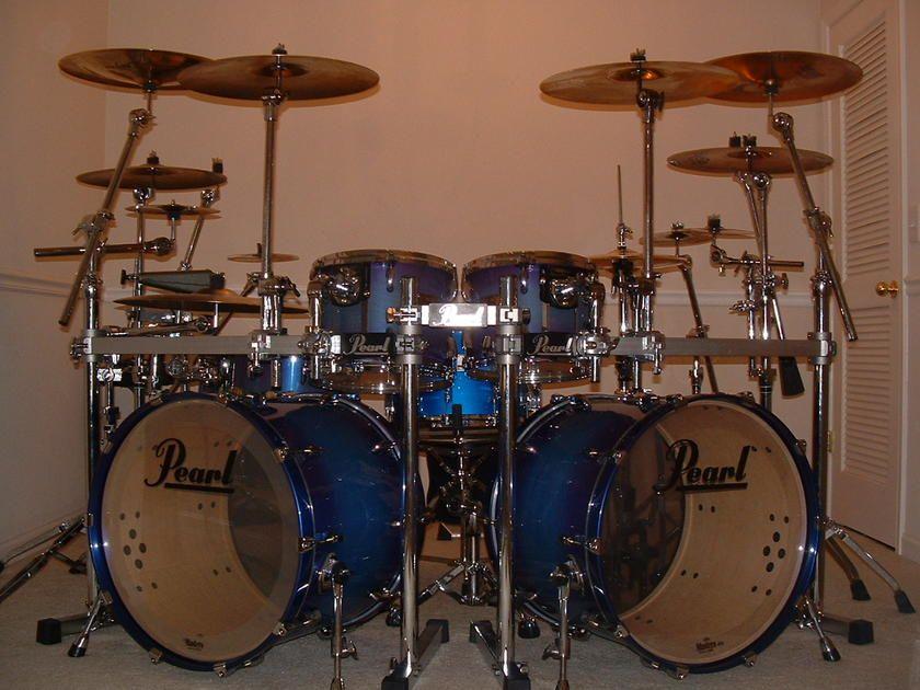 pearl drums drum kits