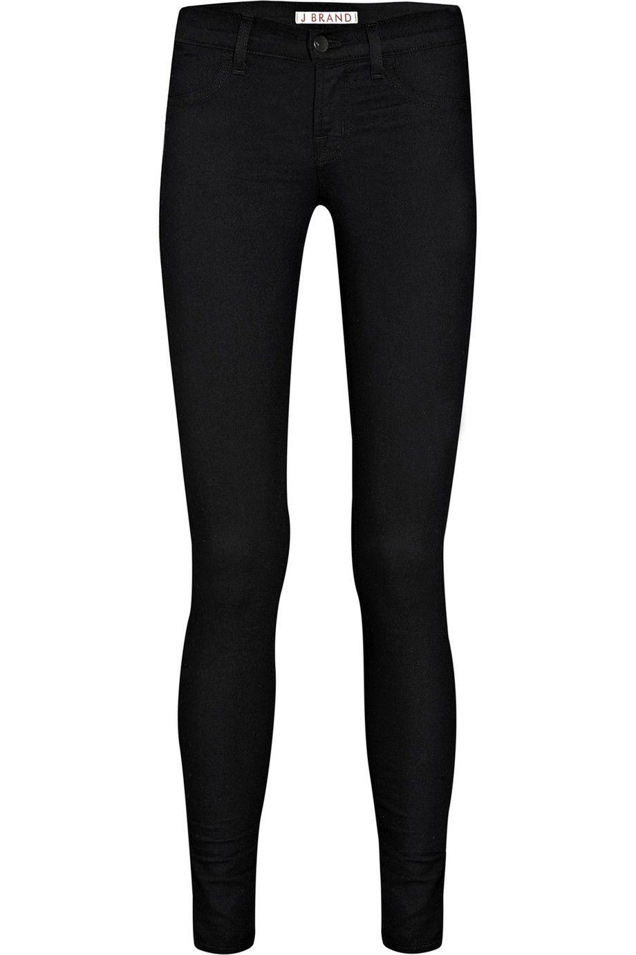 J BRAND 915 low-rise super skinny jeans. #jbrand #cloth #jeans
