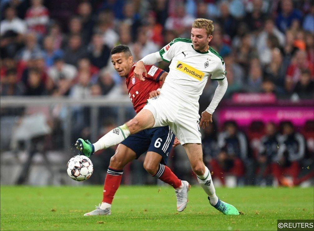 Borussia Mgladbach Vs Freiburg Highlights Football Highlight Freiburg Football