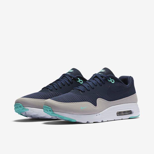 Men Nike Air Max 1 Navy