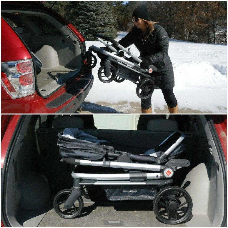 The GB Evoq 4in1 Travel System Review (With images