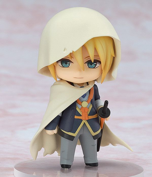 Touken Ranbu - Online - Yamanbagiri Kunihiro - Nendoroid Petit - Nendoroid Petit: Touken Ranbu -Online- 1st Squad (Orange Rouge)