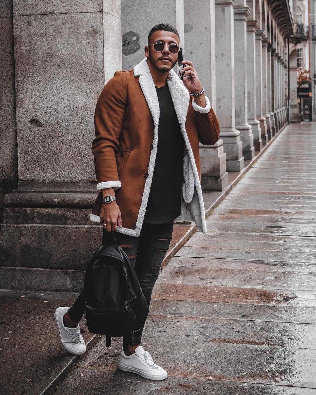 Sergiofernandespreto Vintage Streetwear Mode Homme Chemise Classe Street Supreme Collection Streetwear Disponible Streetwear Mode Vintage Mode