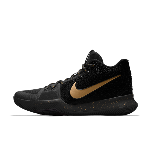 2ff0b40229e7 Kyrie 3 iD Men s Basketball Shoe For Basketball tryouts Diego For the first  time in our son s life... he asked for specific shoes clothing.... one for  the ...