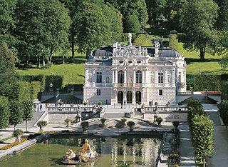 Linderhof Via Bayerische Verwaltung Der Staatlichen Schlosser Garten Und Seen Mooie Plaatsen Duitsland Plaatsen