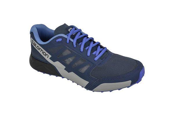 Buty Salomon City Cross Aero W L37983700 Niebieskie Brooks Sneaker Shoes Sneakers