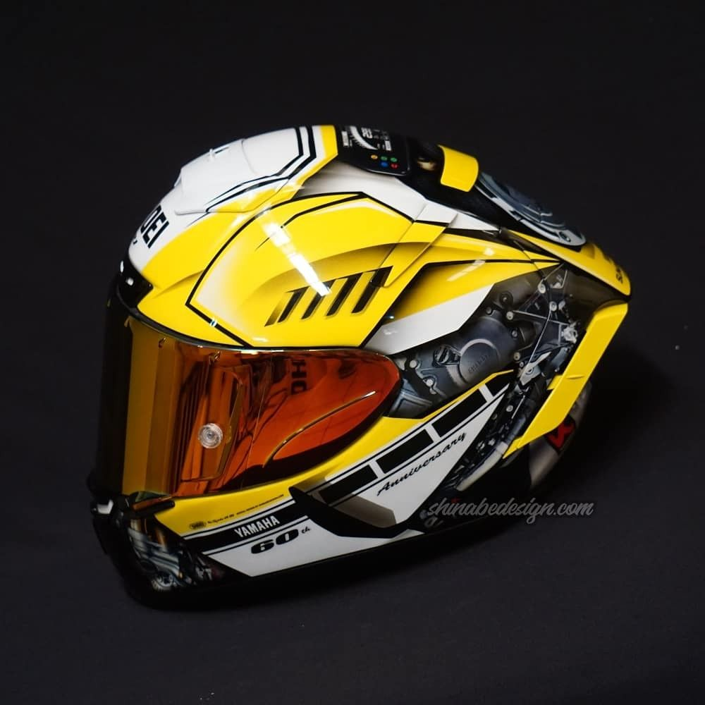 Special Design For Yamaha R1 60th Annivesary By Shin Abe Team