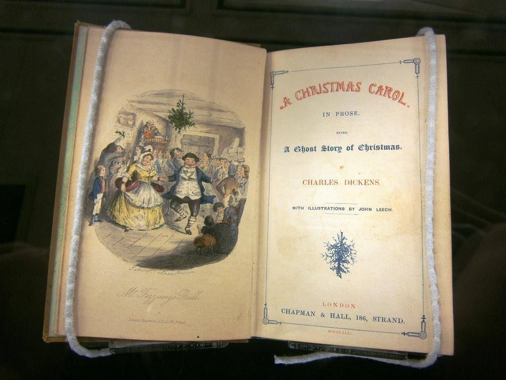 a christmas carol first published in 1843 - When Was A Christmas Carol Published