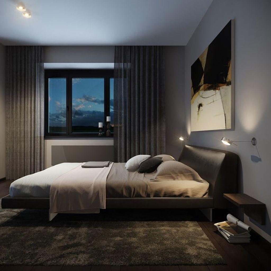 Cool 48 Astonishing Single Bedroom Design Ideas For Men More At Https Homyfeed Com 2019 01 19 48 Astonish Simple Bedroom Simple Bedroom Design Woman Bedroom