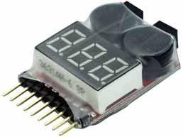 LiPo-Checker 1-8S