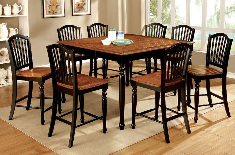Mayville Counter Height Dining Room Set Counter Height Table