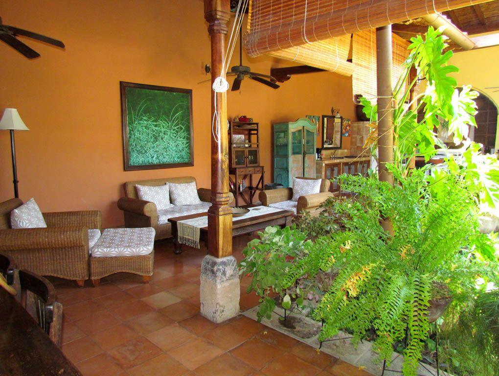 Casa Alta Vacation Rental Homes in Granada Nicaragua