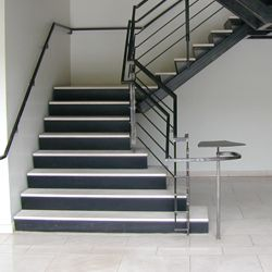Best Metal Pan Stairs Google Search Interiors Stairs 640 x 480