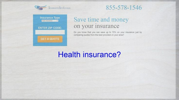 Health insurance insurance quotes compare quotes best