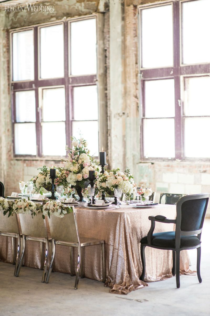 Pin by Joe\'s Prop House on Wedding :: Industrial Glam | Pinterest ...