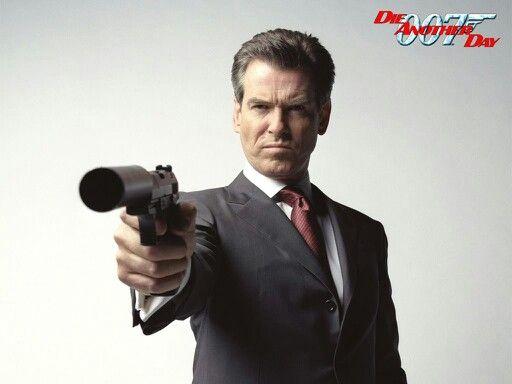 Pierce Brosnan Oo7 James Bond James Bond Movies Actor James