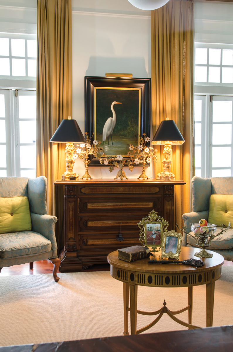 the western shore formal living rooms and room